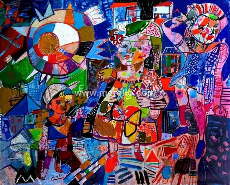 Art contemporain du xxi me 21e si cle 2017 la couleur for Art contemporain moderne